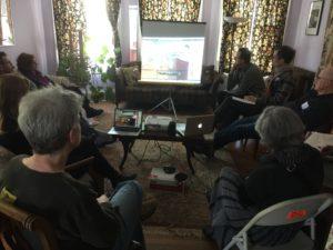 mass chapter meeting